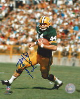 PACKERS Donny Anderson signed photo AUTOGRAPHED 8x10 AUTO Green Bay RB