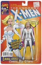 UNCANNY X-MEN #600 (2015) 1ST PRINTING CHRISTOPHER ACTION FIGURE VARIANT COVER C