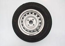 Komplettrad 155/80R13 84N 100x4, 155 R 13 PKW Anhänger Rad Felge 4Jx13 DOT 2419