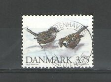 R1090 - DANIMARCA 1994 - UCCELLI USATO - MAZZETTA DA 25 - N. 1089 - VEDI FOTO