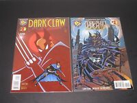 LEGENDS OF THE DARK CLAW AMALGAM COMIC BOOK COLLECTION #1 +  LOT OF 2 COMICS