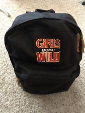 Girl Gone Wild - Camera Operator Backpack