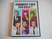DVD - COMMENT TUER SON BOSS ?- J.ANISTON / C.FARREL / K.SPACEY...