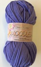 James c Brett Noodles Chunky 100g Ball Shade N3 Purple