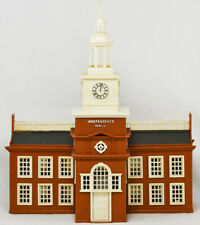 Bachmann PLASTICVILLE  #1776 INDEPENDENCE HALL - Assembled