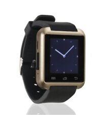 Relojes inteligentes Android en oro con Bluetooth