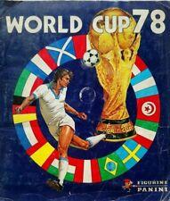 PANINI Argentina 78 (1978) ORIGINAL World Cup Sticker ALBUM *100% COMPLETE*
