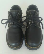 Dr Martens Shoes Low Boot Black Style 9272 Leather Men's Size 4