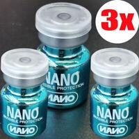 3PCS NANO Liquid Glass Screen Protector Oleophobic Coating Film Universal US LY