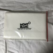 "New Montblanc Polishing Cloth 14732 11x11"" for Pen/Accessories"
