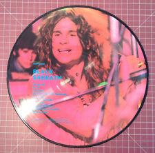 Black Sabbath Greatest Hits, Picture Disc LP UK IMPORT NP 6009B 1977 - Ozzy