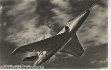 Postcard 1176 - Aircraft/Aviation Real Photo Supermarine Swift