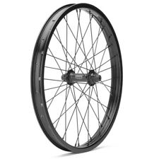 """NEW Mission Invade 18"""" Front BMX Wheel 3/8"""" Double Wall 36 spoke Sealed Bearing"""
