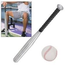 Aluminium Baseball Bat Lightweight Full Size Youth Adult Metal Pole + FREE BALL