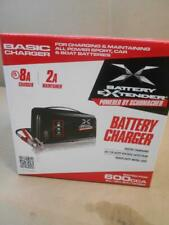Schumacher Battery Extender 8 amp Automatic Battery Charger ~