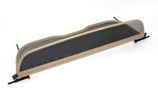 Coupe vent / Filet anti remous Beige - RENAULT MEGANE 3 CC Cabrio