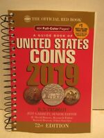 2019 Official Red Book A Guide Book Of United States Coins Softcover 72nd 2018