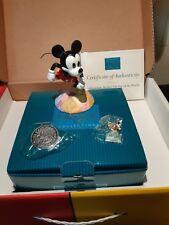 WDCC Walt Disney Collectors Club Box COA Millennium Mickey