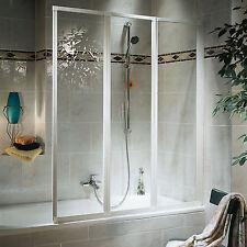 Duschkabine badewanne  Badewannenfaltwand | eBay