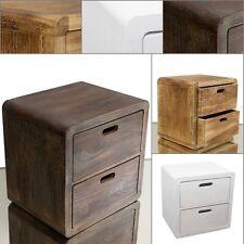 NEG Schubladen-Schrank Vinuja (3-teilig) Beistelltisch/Nachttisch/Teetisch Holz