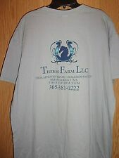 Export Isolation Facility Thebus Farm Llc XL USDA Approved Miami Fl t shirt