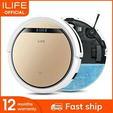 ILIFE V5sPro Robot Vacuum Cleaner vacuum Wet Mopping Pet hair and Hard Floor...