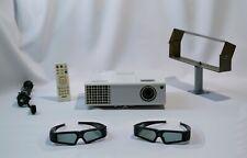 ACER BEAMER H6510BD 3D FullHD inklusive 2 STK 3D-SHUTTER-BRILLEN UND HALTERUNG
