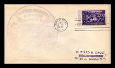 DR JIM STAMPS US BASEBALL CENTENNIAL FIRST DAY COVER COOPERSTOWN SCOTT 855
