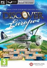 - Discover Europe FSX and Steam (pc Cd) 5060020478772