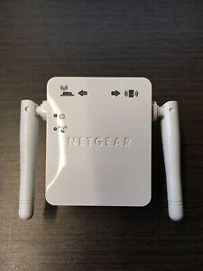 Netgear WN3000RPv2 Repeater Range Extender N300 300Mbps