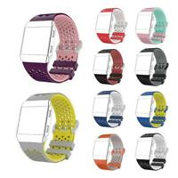Replacement Silicone Watch Band Bracelet Wristband Strap Belt for Fitbit Ionic