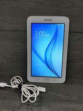 """Samsung Galaxy Tab E Lite SM-T113 8GB 7"""" White"""