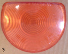1963 BUICK USED  AMBER PARKING LIGHT LENS. # 5953987, GUIDE 4.