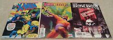 X-Men Children of the Atom #5 The Brotherhood #1 & X-Men Pizza Hut #2 (3 Comics)