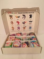 Ty Teenie Beanie Babies Boxed Set 1998
