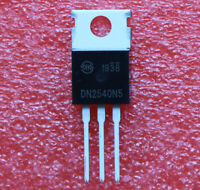 1 PC dn2540n5-g SUPERTEX Deplation N-Channel MOSFET 400v 500ma 15w to220