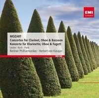 Herbert von Karajan / Karl Leist. - Mozart: Concertos für Klarinet Neue CD