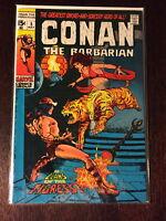 Conan: The Barbian #5 VF Comic Book   Vol. 1 Smith Art