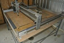 Pdj 50 X 50 Cnc Router With Table Fully Assembled With Computer Amp Software