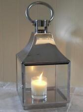Stunning Square Polished Stainless Steel for the Home or Garden Lantern (1941)