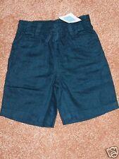 NWT JANIE & JACK Santorini Island Linen Shorts~18-24