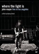 USED (VG) Where The Light Is: John Mayer Live In Los Angeles (2008) (DVD)