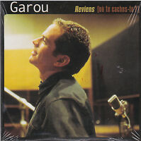 CD CARTONNE CARDSLEEVE GAROU REVIENS ON TE CACHES TU? 3T + CLIP NEUF SCELLE