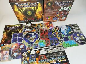 Starcraft Brood War The Board Game Expansion UNPLAYED Broodwar [ENG, 2007]