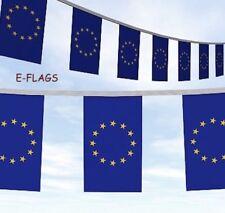10 Metre EU Euro European Union Flags Eurovision Bunting SPEEDY DELIVERY