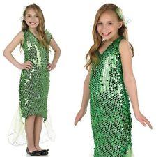 Déguisements verts princesse pour fille