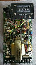 50SF2521B21X Fischer Porter Signal Flow Mag Converter 50SF2521B21