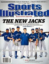 New Sports Illustrated 10/12/15 2015 Toronto Blue Jays Price Martin No Label