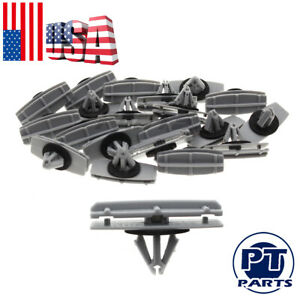 20pcs FENDER FLARE ARROW HEAD MOULDING CLIPS Retainer For Jeep Liberty 2002-2011