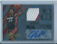 2015-16 Panini Absolute Justise Winslow RC Prime Patch Auto /25